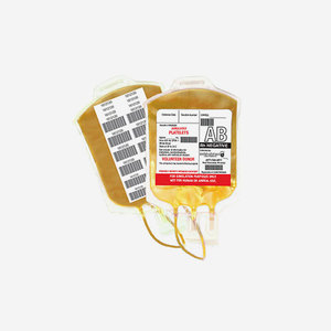 Simulated Platelet Bags